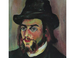 Boneless Preludes and Greetings to the Goat<br/>Erik Satie and Suzanne Valadon