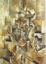 Βιολί και Κηροπήγιο - 1910