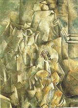 Βιολί και Pitcher - 1910
