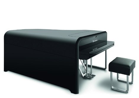 Porsche design for Bösendorfer