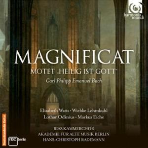 Magnificat CD image