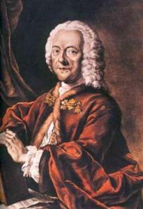 Georg Friedrich TelemannCredit: Wikipedia