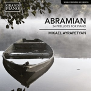 Abramian 24 preludes for piano my music