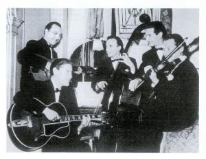 Django, Grappelli, and Eddie SouthCredit: http://3.bp.blogspot.com/