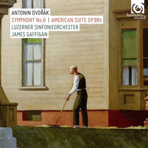 Luzerner Sinfonieorches... - Dvorák Symphony No 6 American Suit... - Artwork