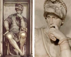Michelangelo: Il penseroso