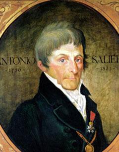 Antonio SalieriCredit: http://www.nndb.com/