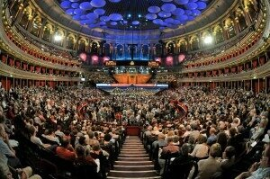 The QPO at the Proms Credit: Chris Christodoulou