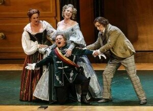 Politics put an end to opera as a business by outlawing gambling, a regulation that has continued ever since. Photo: Reuters
