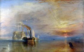 Fighting Téméraire – 1838-39