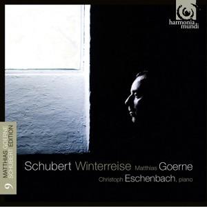 Matthias Goerne and Christoph Eschenbach - Schubert Winterreise D 911 - Artwork
