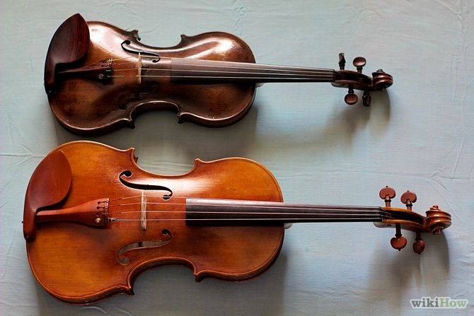 Instruments of the Orchestra II: The Viola