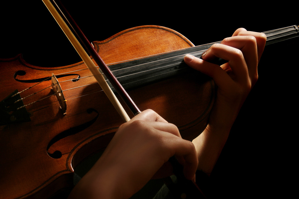 Instruments of the Orchestra: I. The Violin
