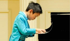 Canadian Ryan Wang first performed at Carnegie Hall when he was just five years old FAFAN XIAO