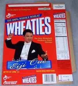 eiji wheaties