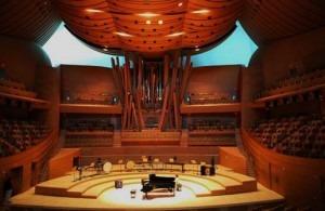 Interior, Walt Disney Concert Hall