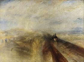 Rain, Steam and Speed - 1844