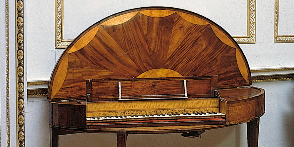 Composer's Pianos: Piano Innovation