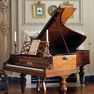 Composer's Pianos: Chopin's pianos