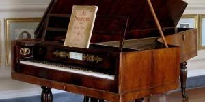 Mahler's Graf piano