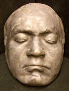 Beethoven: Life Mask from the Hutton Collection, Princeton University