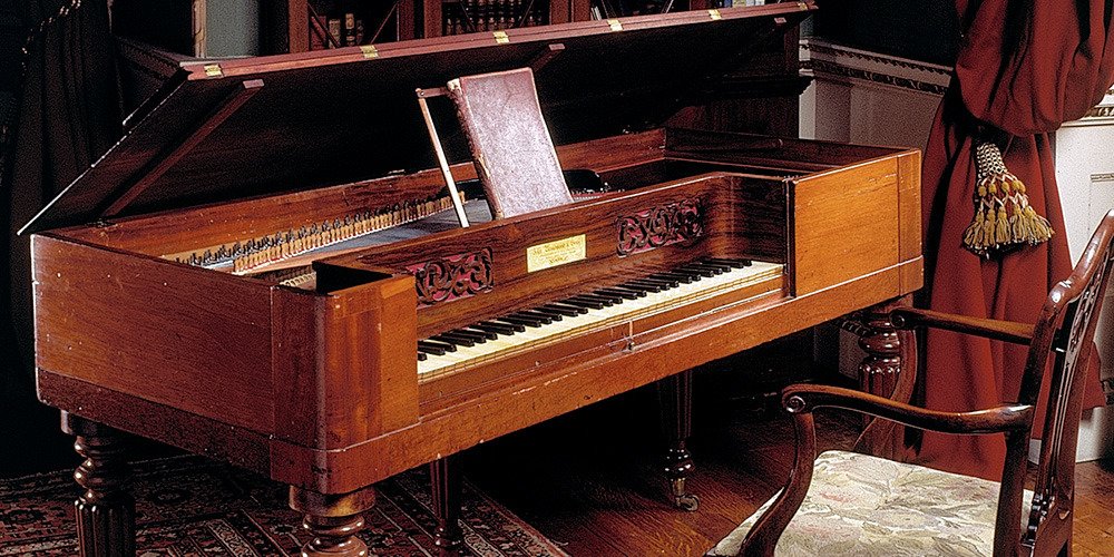 Composer's Pianos: The Elgar Piano
