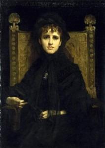 Geneviève Bizet (Jules-Élie Delaunay)