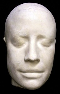 Maria Malibran death mask