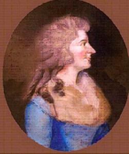 Sophia Giustina Corri-Dussek