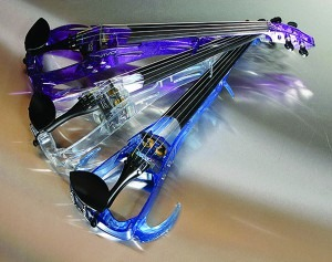 Ted Brewer's Vivo 2 Electric violin