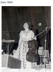 Zara in 1950