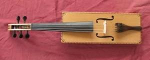 Box violin