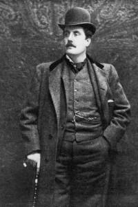 Giacomo Puccini Credit: http://blogs.kusp.org/