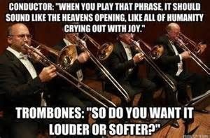 Louder or softer