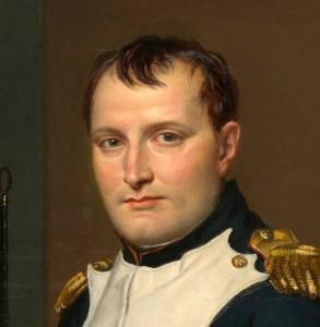 Napoléon dans son cabinet de travail (Jacques-Louis David, 1812)