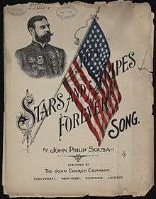 Stars and Stripes Cover