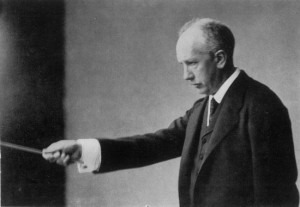 Strauss as Conductor
