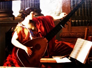 Allegory of Music, Laurent de la Hyre