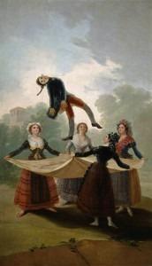 Goya: El pelele
