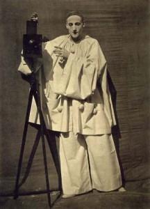 Nadar: Pierrot as Photographer