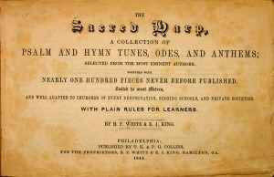 The Sacred Harp (1844)