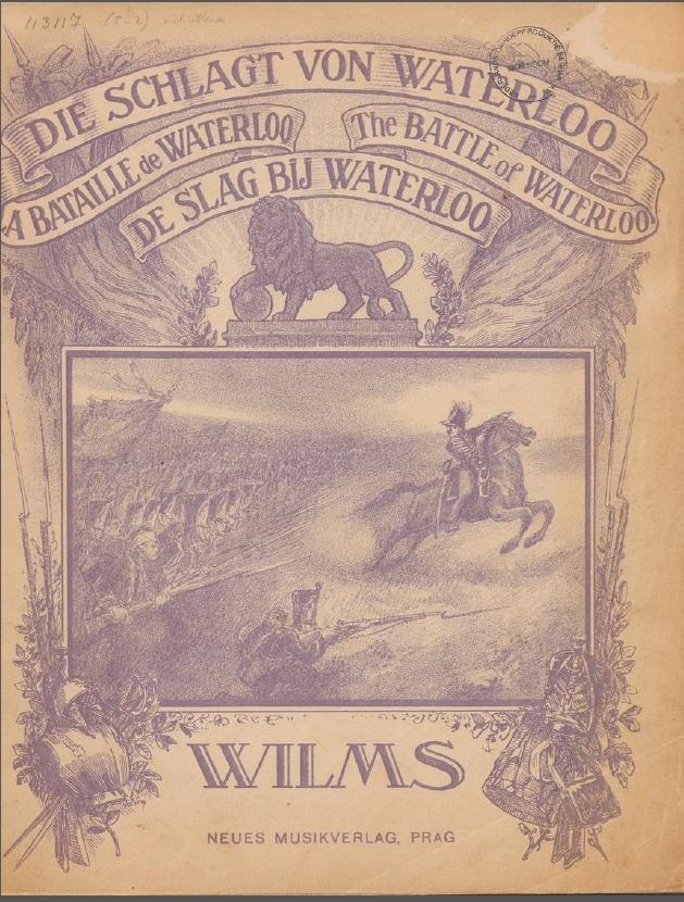 War and Music: Waterloo II