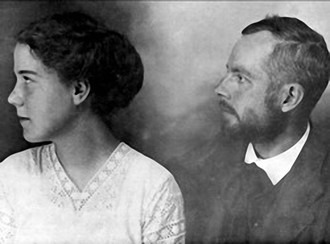Rebound from a Break Up <br/>Béla Bartók and Márta Ziegler