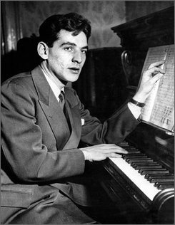 Leonard Bernstein: Music can communicate the unknowable