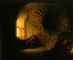 The Philosopher in Meditation (1632)