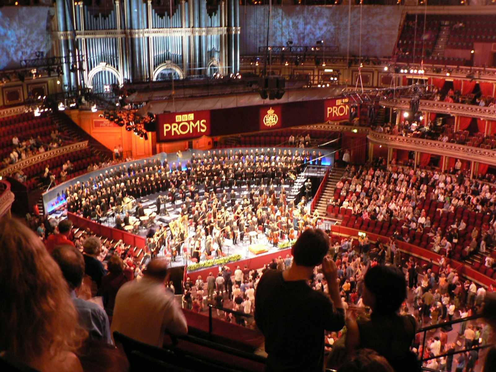 Of Proms and Promming