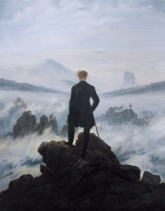 Caspar David Friedrich – Wanderer Above the Sea of Fog