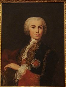 Farinelli, ca. 1750
