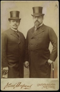 Jean and Édouard de Reszke, 1903