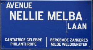 Nellie Melba Lane